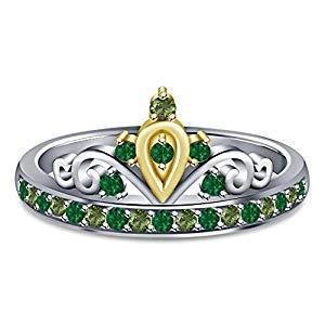 anillos de princesas