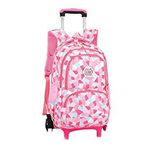 mochilas con ruedas princesas