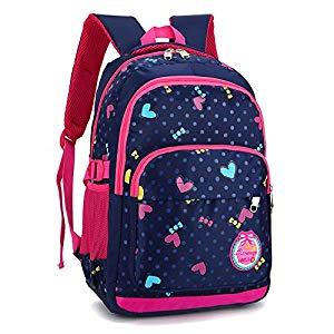 mochilas escolares espalda con princesas